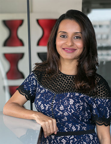 Dharika Merchant, COO, Word and Alchemy Group